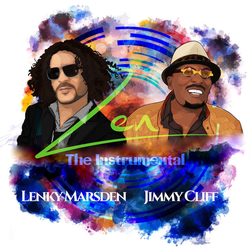 Zen EP- Jimmy Cliff and Lenky Mardsen