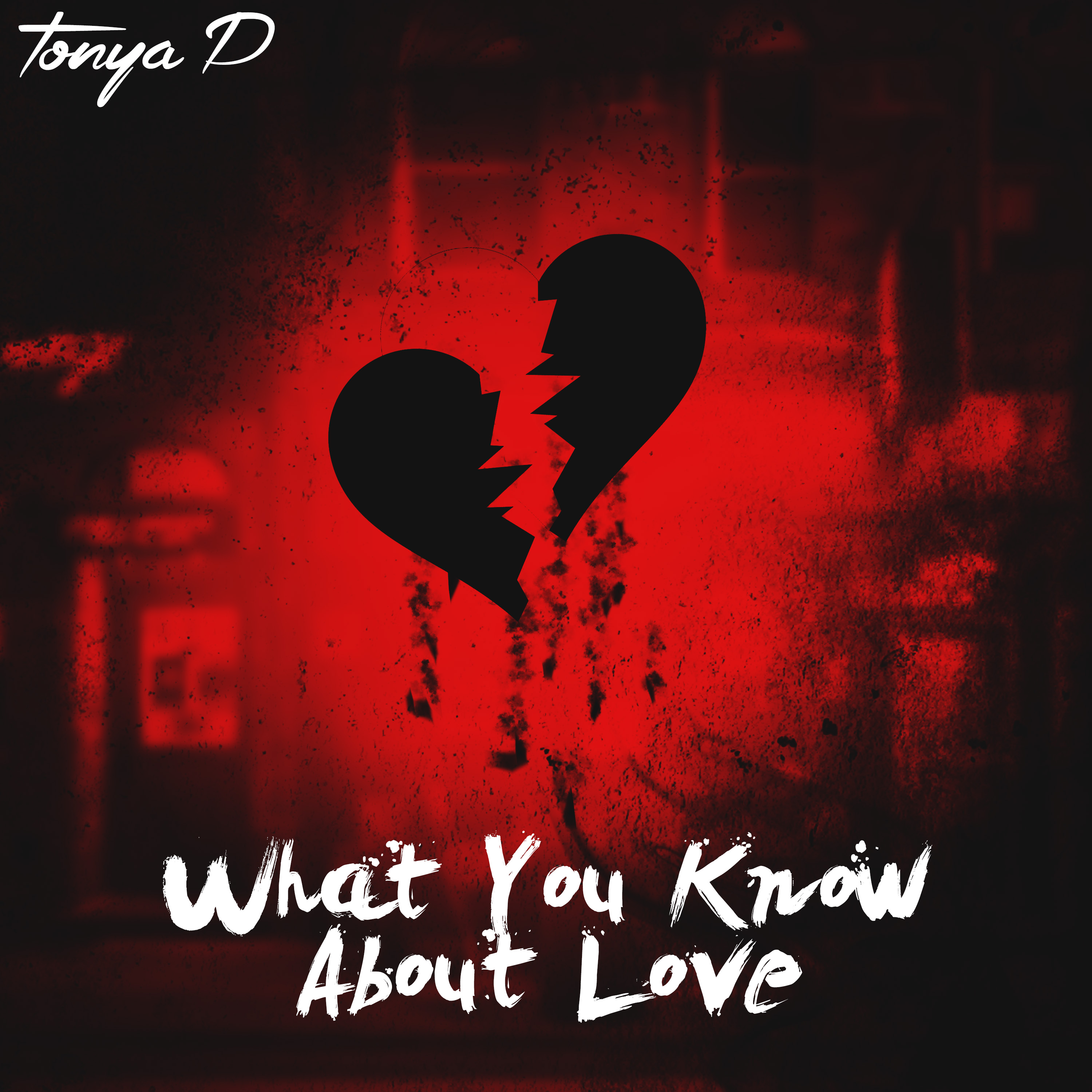 Tonya P - What You Know About Love