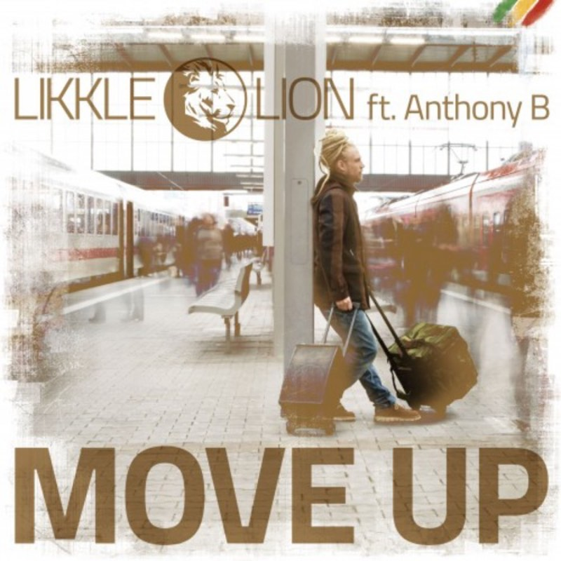 Likkle Lion ft Anthony B-Move Up