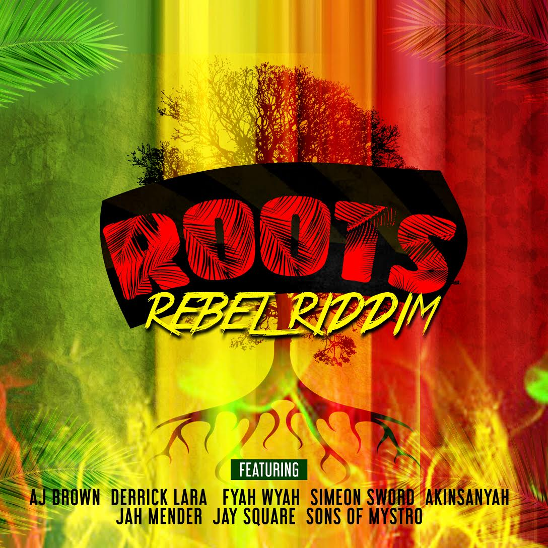 Various Artists - Roots Rebel Riddim