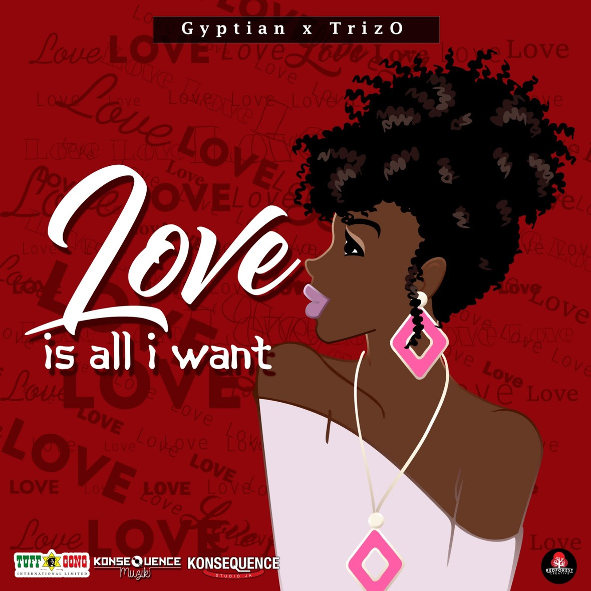 Gyptian x Trizo - Love Is All I Want