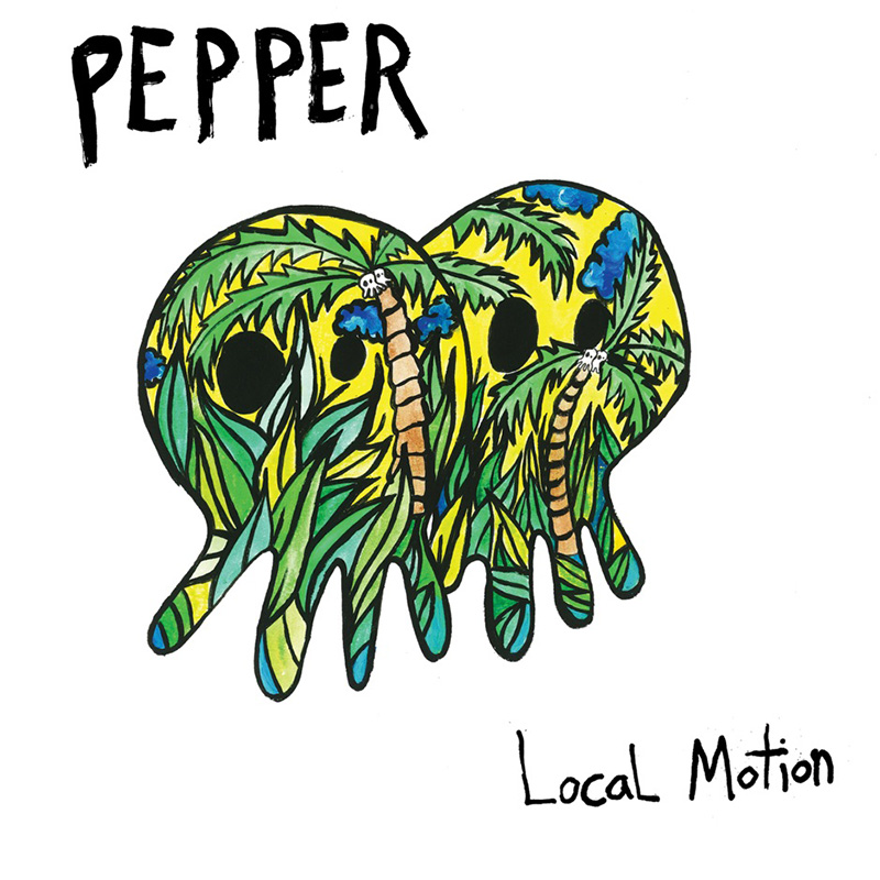 Pepper-Local Motion