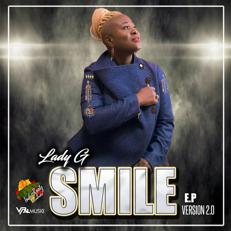 Lady G-Smile Version 2.0
